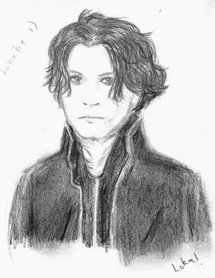 Johnny Depp by loka_rasmus